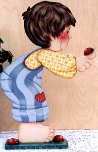 Billy Bob's Ladybug