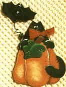 Bat Cat Jewelry