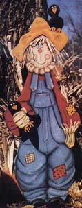 Oakie Scarecrow
