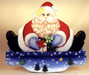 Santa's Shelf