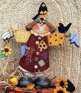 Wilabeana Scarecrow